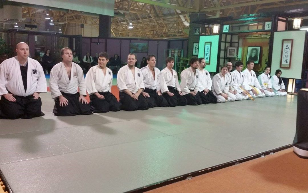Demo Practice – Change of Aikido Schedule