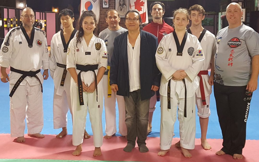 TaeKwonDo Black Belt Test – Sept 20th, 2019