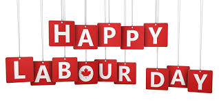 Happy Labour Day!  We will be closed this Monday, September 6th in observance of the holiday!